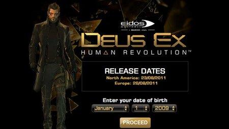 La web de 'Deus Ex: Human Revolution' también ha sido hackeada