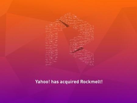 Yahoo! adquiere el navegador Rockmelt y cerrará sus servicios a finales de mes