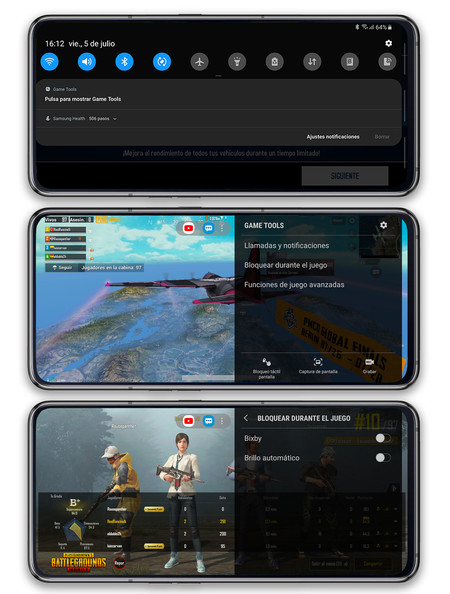 Samsung Galaxy A80 Game Tolols