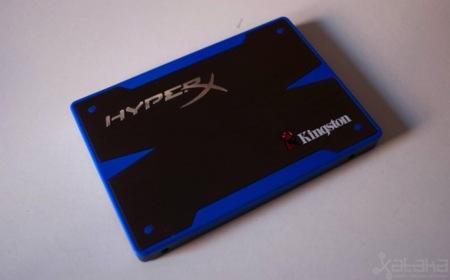 Kingston HyperX SSD, análisis
