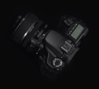 Canon EOS-40D, más datos