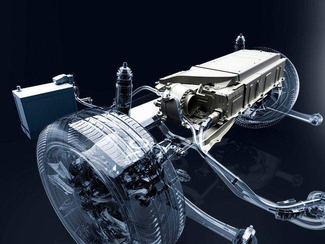 Lexus CT 200h - Baterías