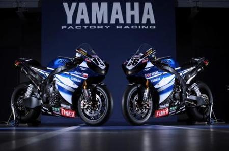 Presentación del equipo Yamaha World Superbike Team