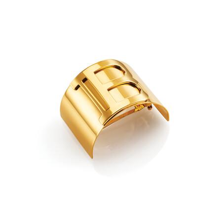 Balmainhair Accessories Limitededition Cliplarge Fw21