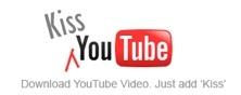 KissYouTube, otra forma de bajar vídeos de YouTube