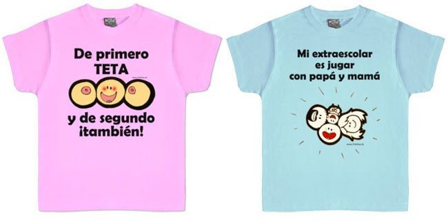 b7a8dfc44 Frikillos  divertidas camisetas para los más pequeños