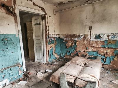 'Lugares abandonados' de Chris Feichtner, el fotógrafo que cambió su réflex por un iPhone