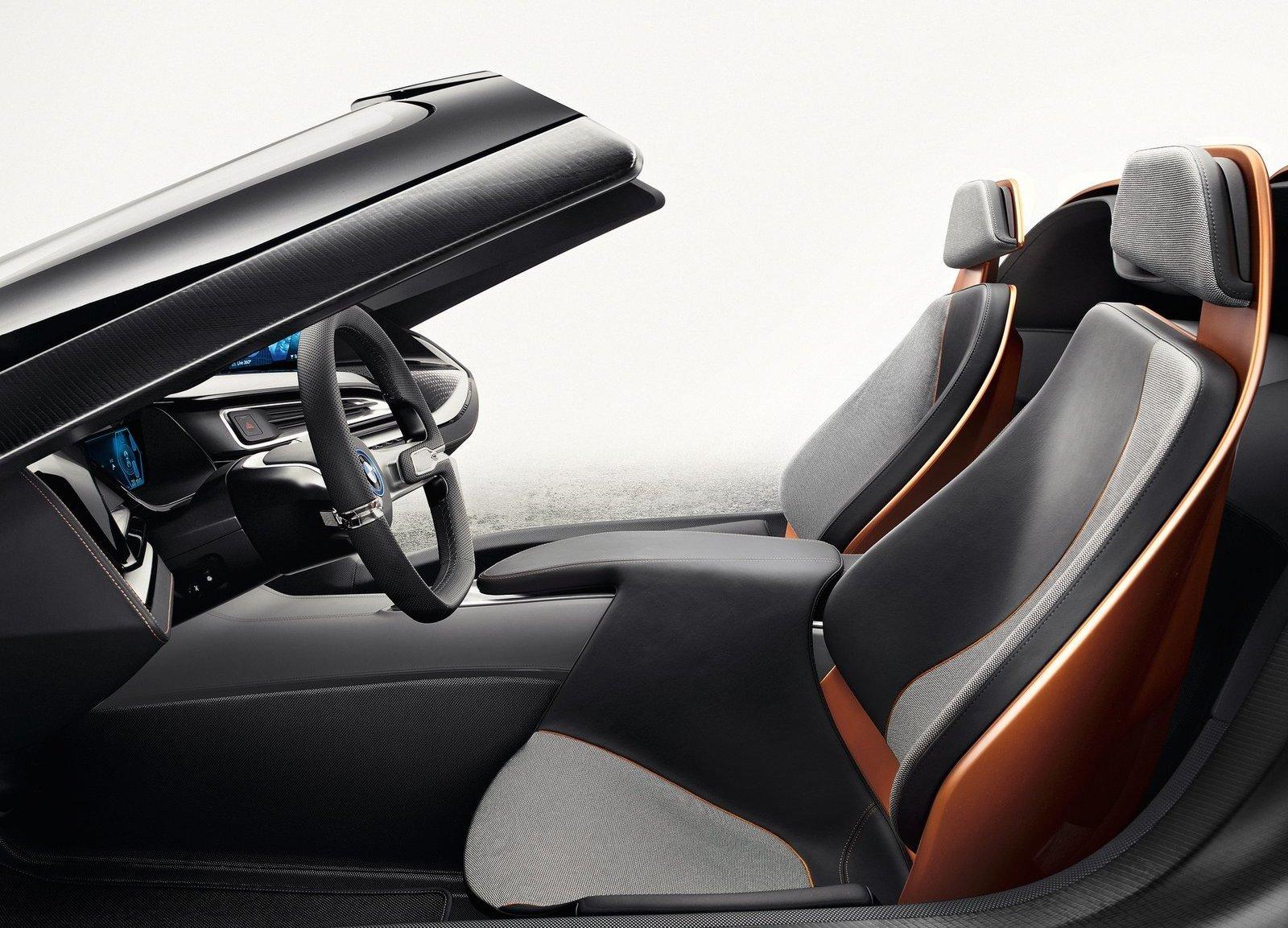 Foto de BMW i Vision Future Interaction Concept (9/19)