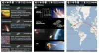 La aplicación oficial de la NASA llega a Android