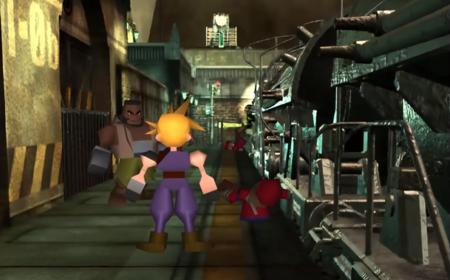 Esta IA multiplica por cuatro la resolución de Final Fantasy VII ...