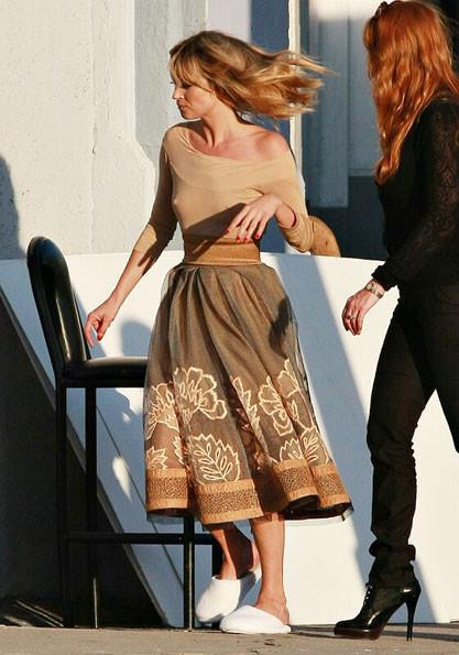 Foto de Kate Moss para Donna Karan, primeras imágenes (2/4)