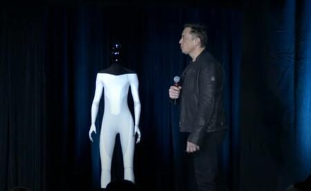 Tesla quiere fabricar un robot humanoide llamado Tesla Bot… con el sistema del Autopilot por cerebro