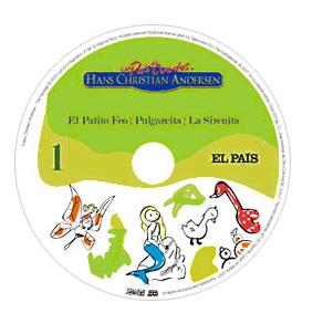 Colección de cuentos infantiles en DVD
