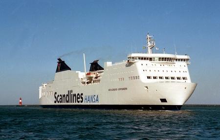 Ferry de Scandlines