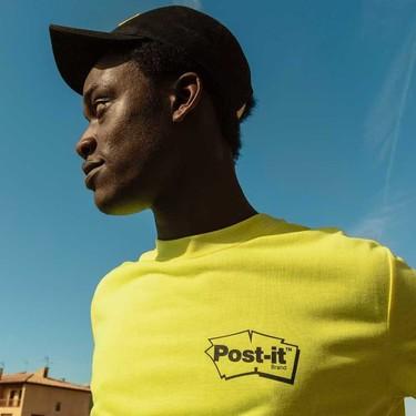 H&M se suma a la tendencia de los tonos neón con una colección inspirada en los Post-it
