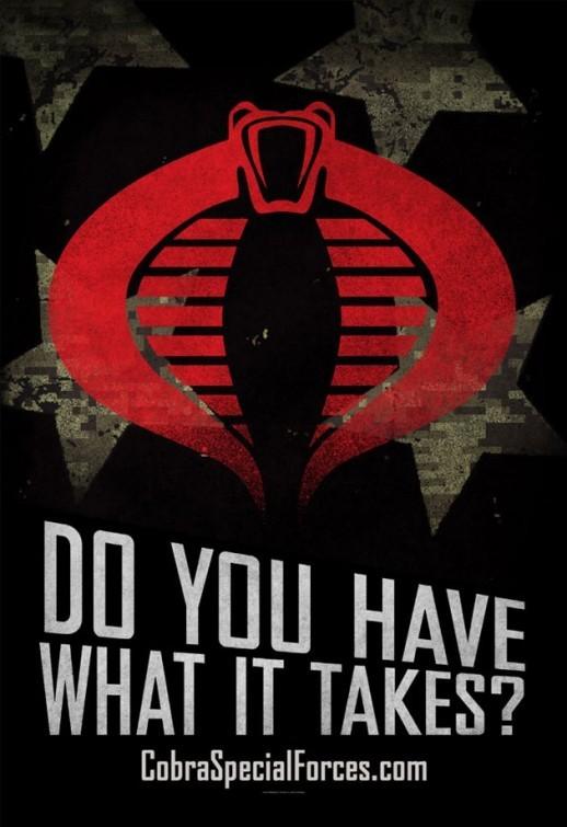 Foto de Todos los carteles de 'G.I. Joe: La venganza' (21/25)