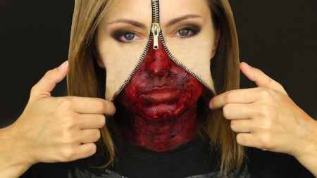 Halloween se acerca, y estas escalofriantes ideas de maquillaje te van a encantar