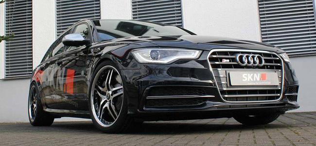 SKN Tuning Audi S6