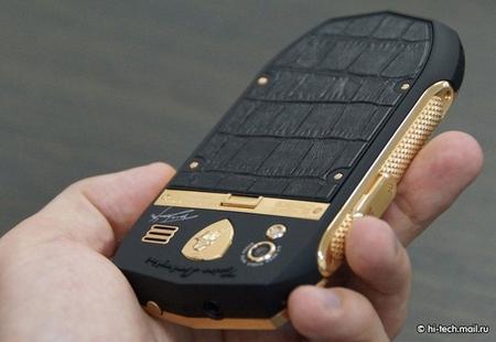 Tablet y Smartphone Android de Lamborghini