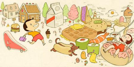 Ilustración de Monica Ramos