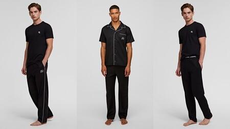 Lagerfeld Hasta En La Cama La Firma Del Kaiser De La Moda Lanza Su Primera Coleccion De Interiores Y Pijamas0