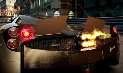 El Pagani Huayra se deja ver y oir en el Need For Speed