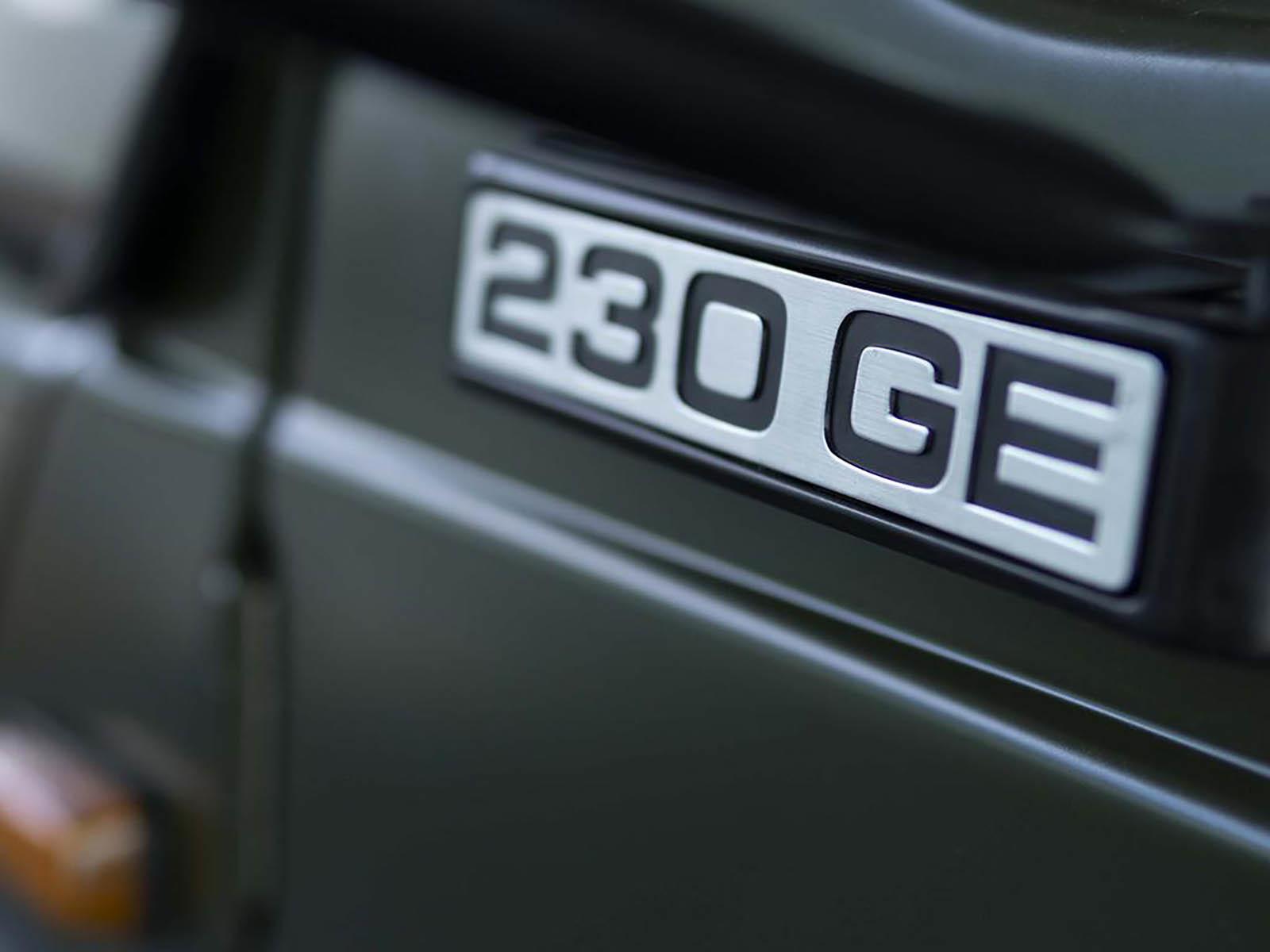 Foto de Mercedes Clase G ejército suizo en Lorinser (9/12)