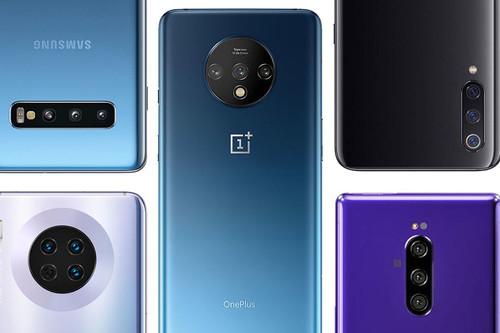 OnePlus 7T, comparativa: así queda contra Xiaomi Mi 9, Samsung Galaxy Note 10, Huawei Mate 30 y resto de gama alta