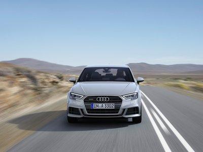 Audi ya piensa en un A3 Coupé para plantar cara al Mercedes CLA