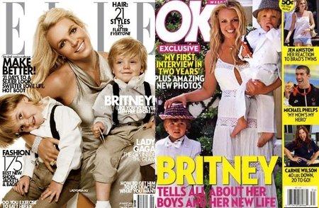 Britney Spears Portadas