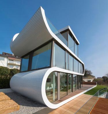 Flexhouse, una casa funcional con diseño único