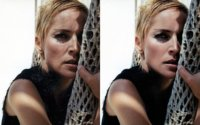 Sharon Stone, Venus Williams, Naomi Watts antes y después del retoque. Cuando las diosas se hacen mortales