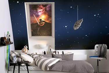 Star Wars también vestirá ahora tus ventanas de tejado