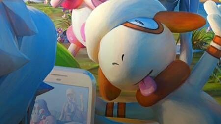 Pokémon GO: cómo capturar a Smeargle con el modo Instantánea GO