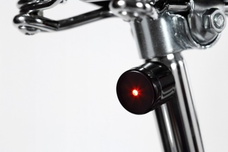 """Luces de """"quita y pon"""" para la bici"""
