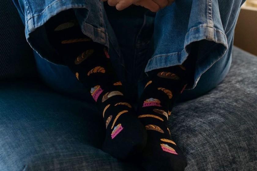 Los calcetines más bonitos para estar por casa y llevar con todos tus looks (como hace Tamara Falcó)