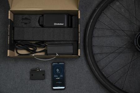 Kit Conversion Bicicleta Electrica Ebike Unlimited 1