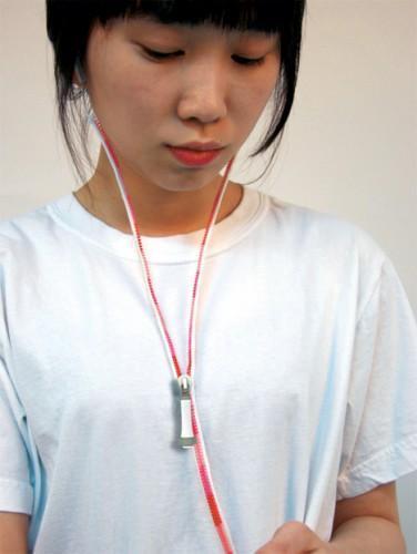 YI Zip, audífonos con cremallera