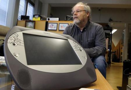 Nokia M510, la tablet que tenían lista para poner en el mercado en 2001
