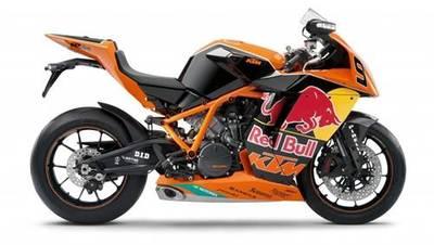 KTM 1190 RC8 R Red Bull Réplica
