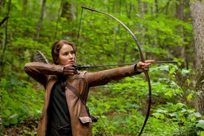 Jennifer Lawrence protagonizará 'Los Juegos del Hambre: En Llamas'