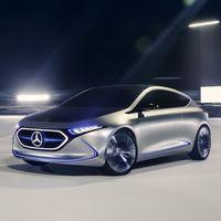 Mercedes-Benz se enfoca en los autos eléctricos del futuro cercano con el EQ A Concept