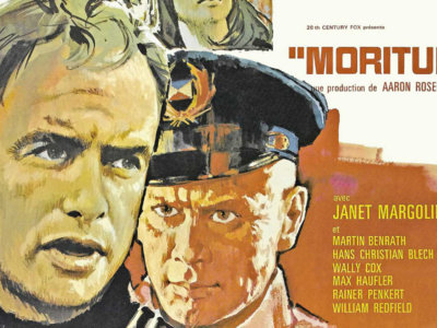 Jerry Goldsmith | 'Morituri', de Bernhard Wicki