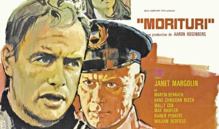 Jerry Goldsmith   'Morituri', de Bernhard Wicki