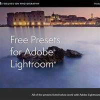 Más presets gratis (por tiempo limitado) para Lightroom de la mano de ON1