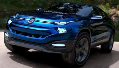 Fiat FCC 4 Concept