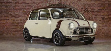 Austin Mini By David Brown Caferacer