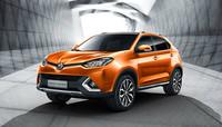 MG GTS, un todocamino para China