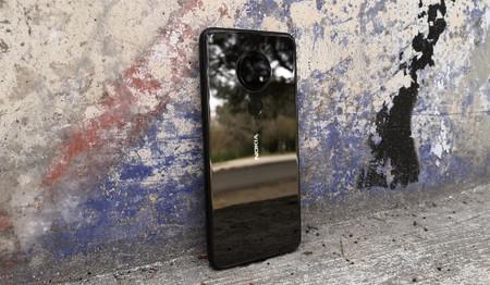 Nokia 6 2 Trasera 2