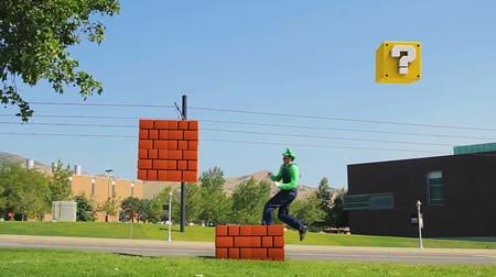 Super Mario Real